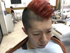 赤毛頭!懐かしい!桜木花道!