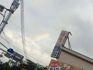 また、台風が!(◎_◎;)