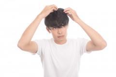 髪の毛のうねり!