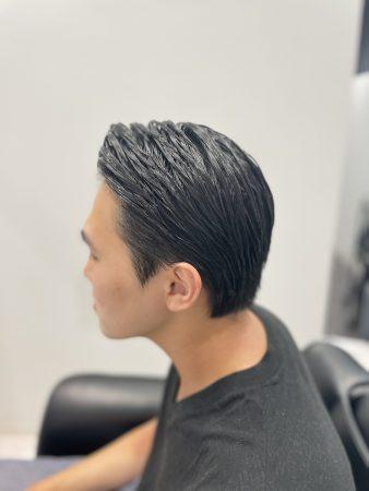 色気全開 barberスタイル